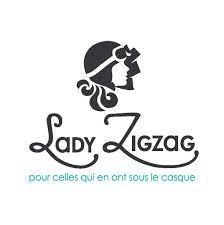 Lady ZigZag logo