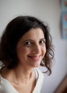 Leïla Rivé, fondatrice de Les Portions Magiques