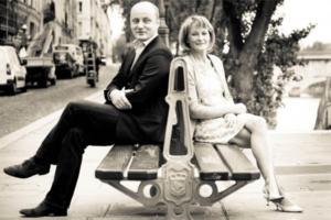 Béatrice Delorme / Emmanuel Frossard, co-fondateurs de Candora