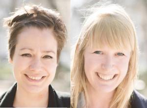 Maïtis Chalain / Florence Bertholet,co-fondatrices de Lily Liste