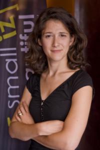 Claire Vinchon, fondatrice de Small Iz Beautiful