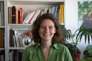 Séverine Candelier, fondatrice de Vadrouille Services