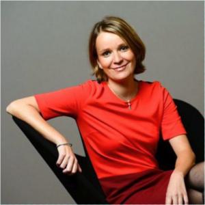 Virginie Simon, fondatrice de Mysciencework