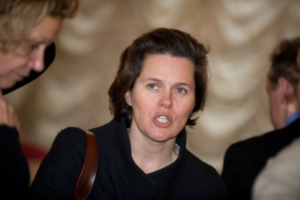 Cristelle Ghekière, fondatrice de Seniophère