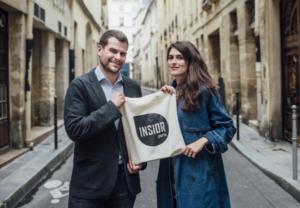 Nina Forlani & Benjamin Forlani - L'équipe de INSIDR