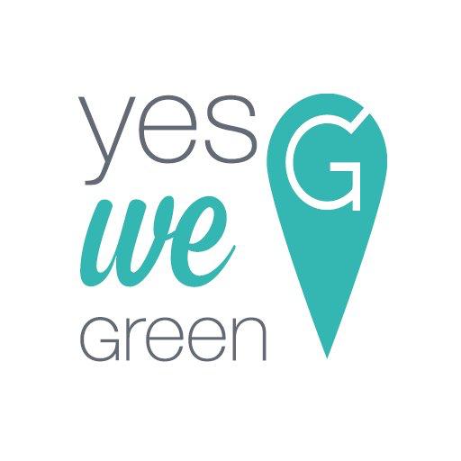Logo Yes We green