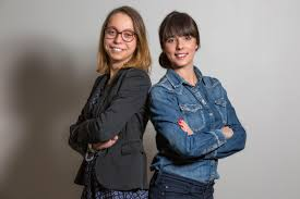 Alma Guirao & Tiphaine Ligier