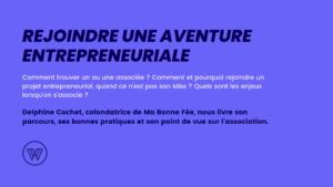 delphine cochet Ma bonne fée
