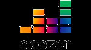 logo deezer transparent