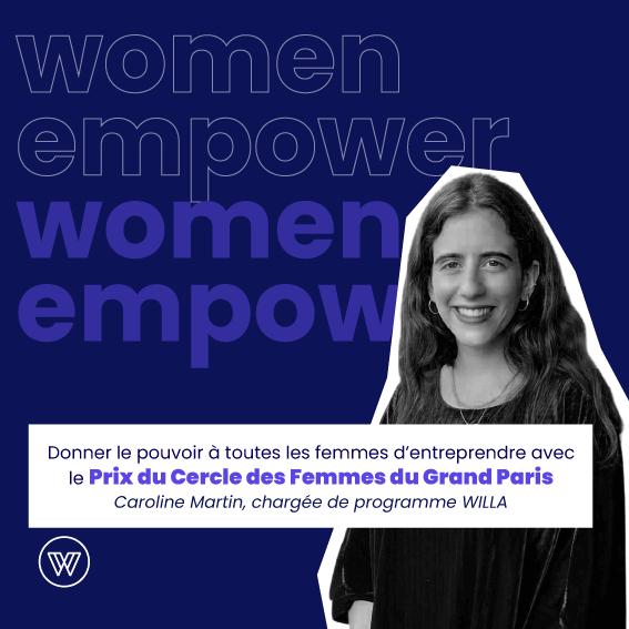 cercle des femmes du Grand Paris
