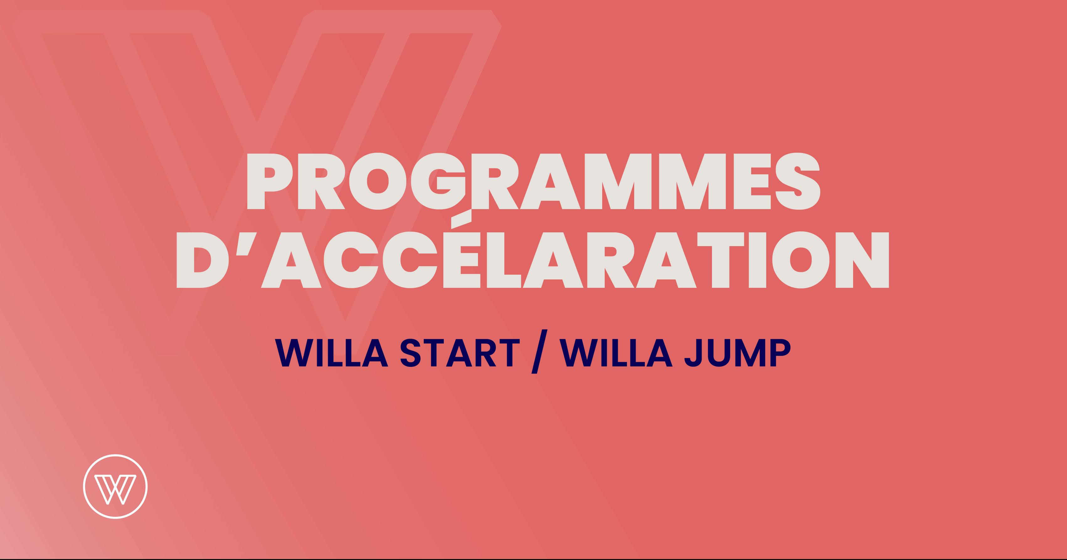 willa jump willa start